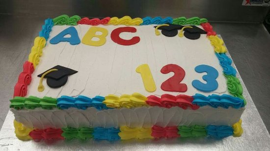Woodstock, Canada: Custom cakes and more