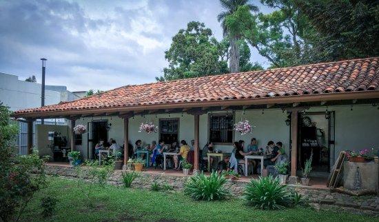 San Rafael de Escazu, Costa Rica: Exterior