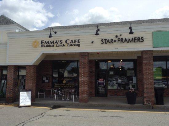 Stow, MA: Emma's Cafe