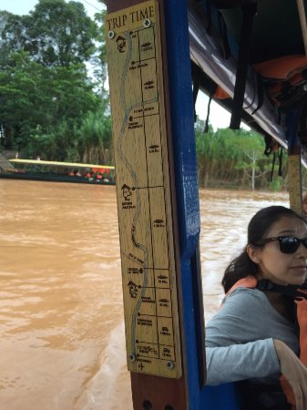 Tambopata Research Center: The route to TRC over 2 days