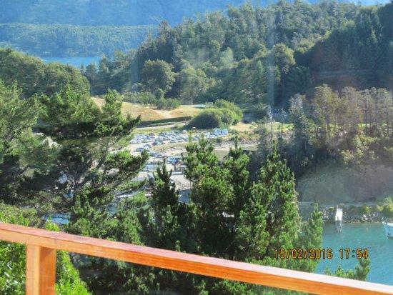 Intersur Amancay: Vista a Puerto Pañuelo