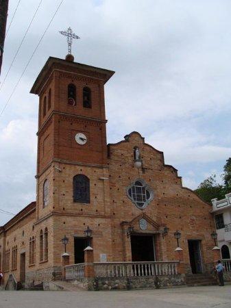Parroquia San Antonio de Arma, Aguadas Caldas.