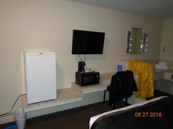 Oberlin KS Oberlin Inn counter area