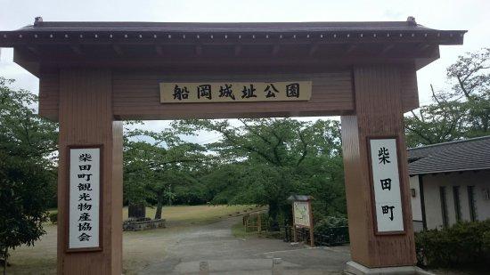 Shibata-machi, Japón: 船岡城址公園