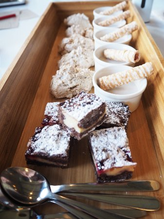 Macclesfield, Australia: Dessert.