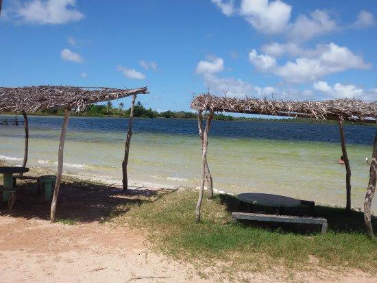 Rio do Fogo, RN: Lagoa da cotia
