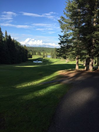Bragg Creek, Canadá: Wintergreen Golf and Country Club
