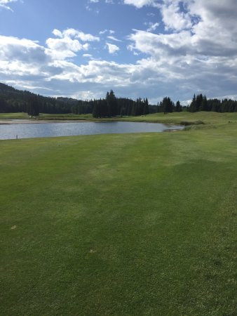 Bragg Creek, Canada: Wintergreen Golf and Country Club