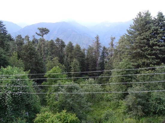 Shogran, Pakistan: View from Room.