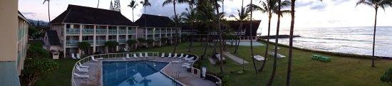 Mokihana: Panorama from balcony