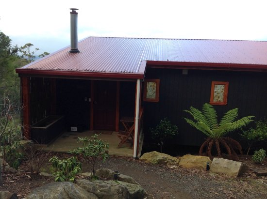 Woodbridge, Australien: Our cabin