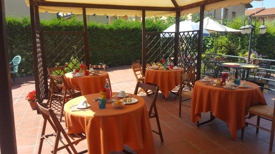 Hotel Duca Della Corgna: Colazione