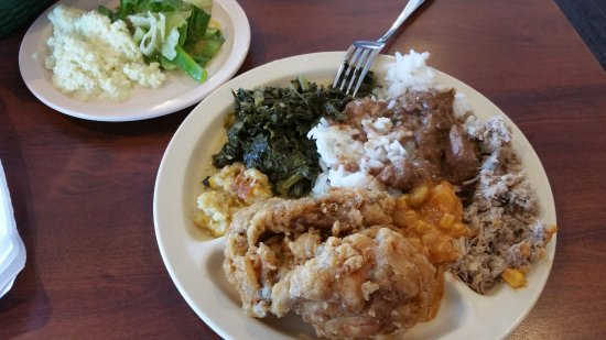 Weldon, NC: Some of the Buffet choices