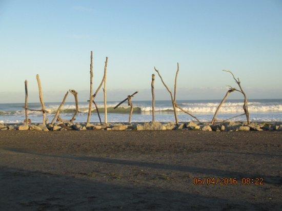 West Coast Region, Neuseeland: Where else? Hokatika!