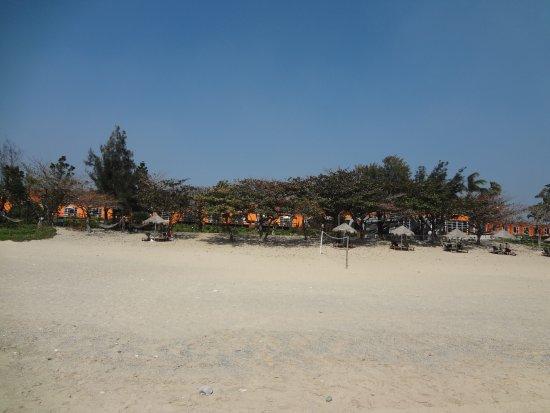Chateau Beach Resort: 写真ホテルビーチ
