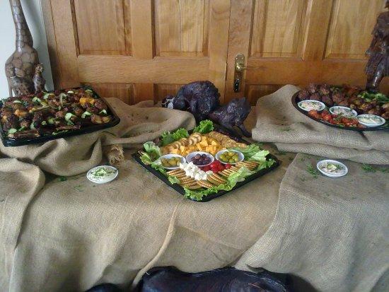 Zulu Croc: Buffet Meals for Groups