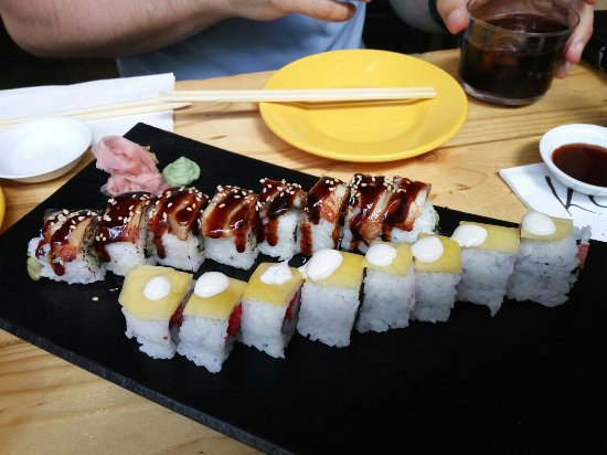 Received 10205570457484754 picture of koi for Koi sushi aix