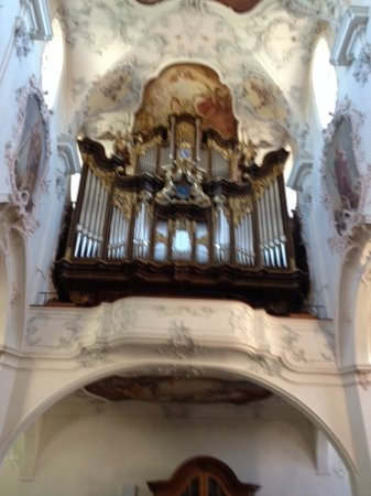 Bad Sackingen, Duitsland: Orgel