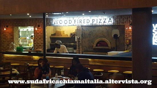 Primi Piatti: Pizza at Primi (Gateway)