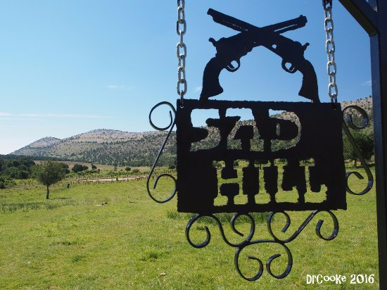 Santo Domingo de Silos, Spain: Sad Hill