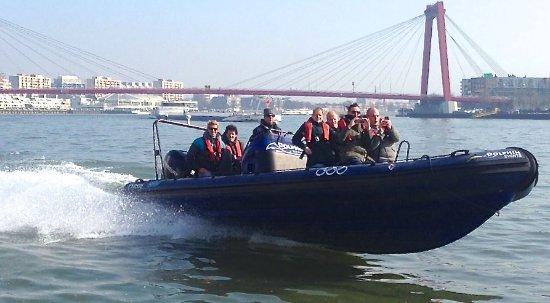 RIB-Adventure Rotterdam
