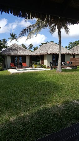 Eratap Beach Resort: Villa at Eratap