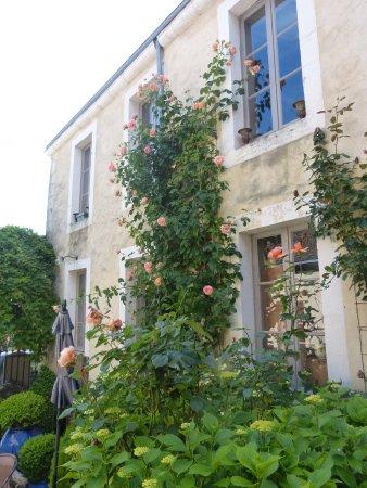 La Perriere, Frankrig: Rosal L´abey de Cluny