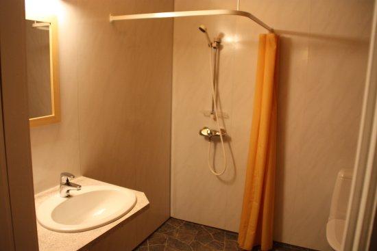 Tingvatn, Norvège : bathroom at Heddan Gard