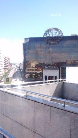 Terraza A La Estación Picture Of Urban Hotel Estacao