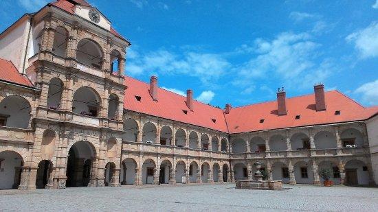 Château de Moravská Třebová