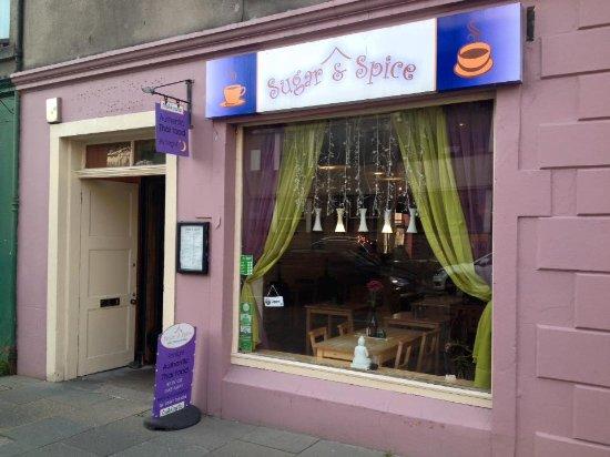 Sugar & Spice : Shop Front
