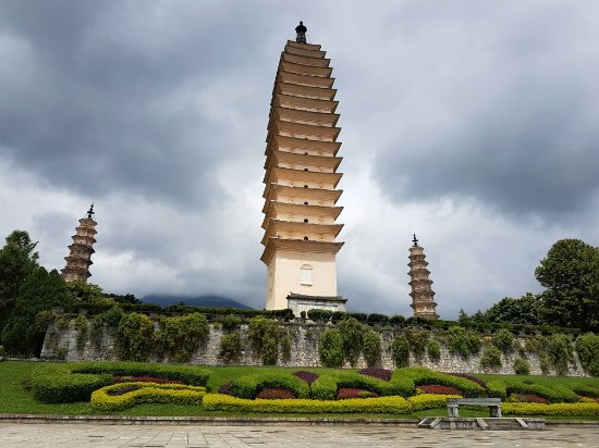 Chongsheng Three Pagodas: 20160704_112925_large.jpg