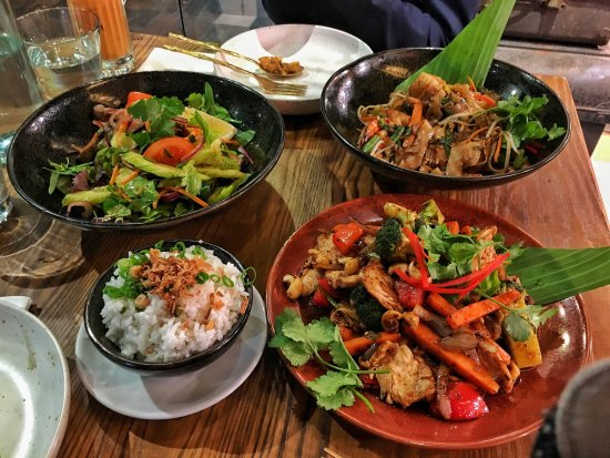 Mount Waverley, Australia: Superb thai food. Pretty pretty good