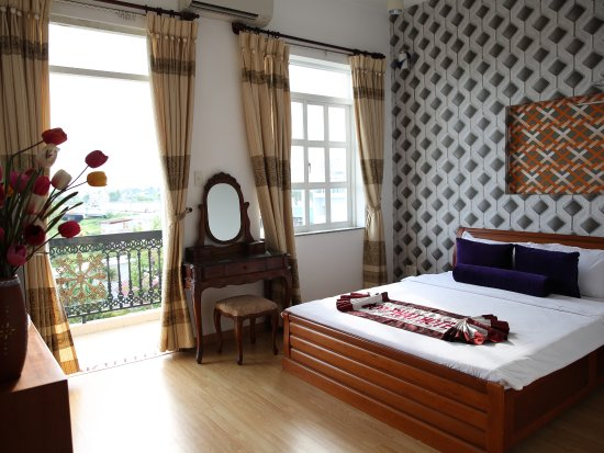 Hoa Phat Hotel & Apartment : Apartment 2 beds room