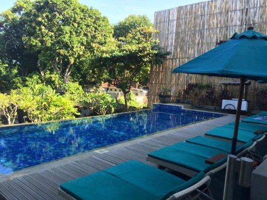 The Camakila Legian Bali: Back pool