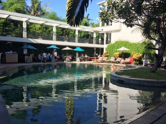 The Camakila Legian Bali: Main pool