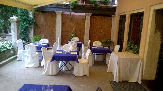 Hotel Sant'Antonin: ...a Ceremony