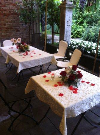 Hotel Sant'Antonin: Wedding