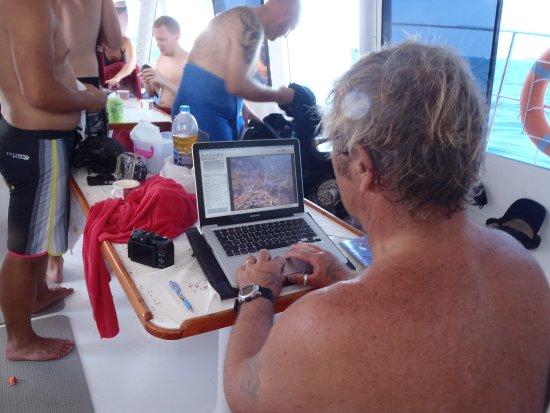 Andaman Coral Divers: Research Report (scientific crew)