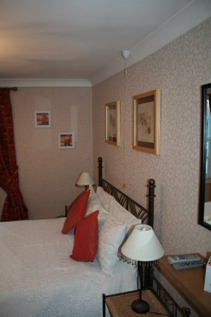 The Lord Nelson Inn: Room 1