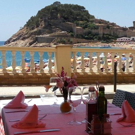 Restaurant Minerva: Vistas