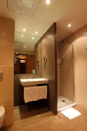 Hotel Kras: Bathroom