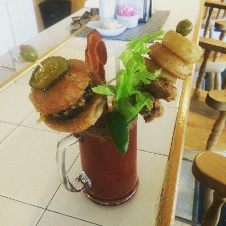 Ennismore, Kanada: Sippin Dip Restaurant & Bakery