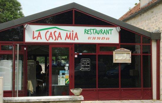 La casa mia flins sur seine restaurant avis num ro de for Programma la mia casa