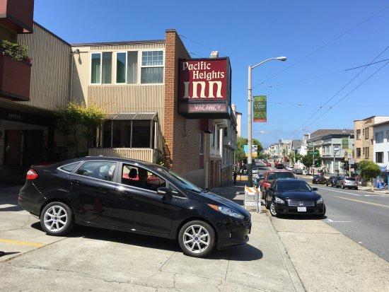 Pacific Heights Inn: We hope to return!