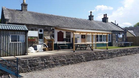 Abernethy Bunkhouses: Nethy Station