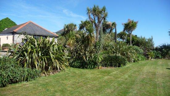 Perranuthnoe, UK: Garden 9