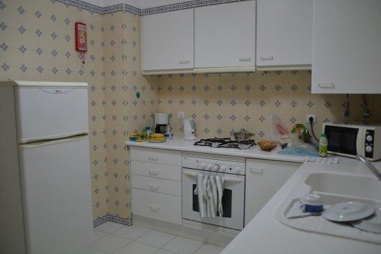 Vilabranca Apartments: Кухня