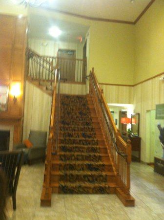 Country Inn & Suites by Radisson, Pineville, LA: lobby