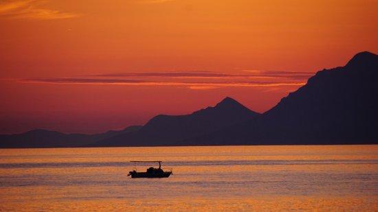 Villa Andrea: Täglich der schönste Sonnenuntergang
